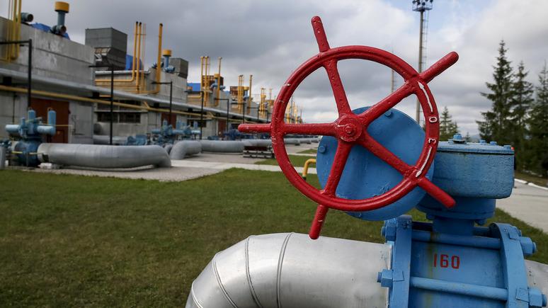 российский газ, Грузия, топливо