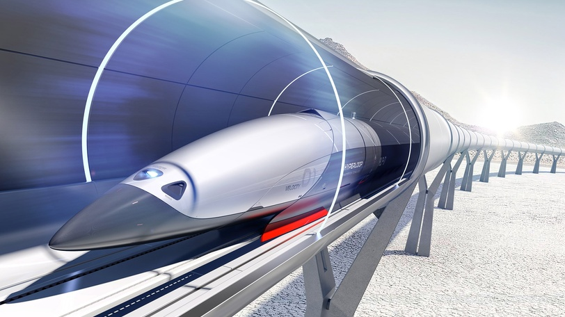 Hyperloop, Украина, проект, капсула