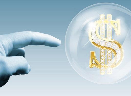 Европа, финансовый пузырь