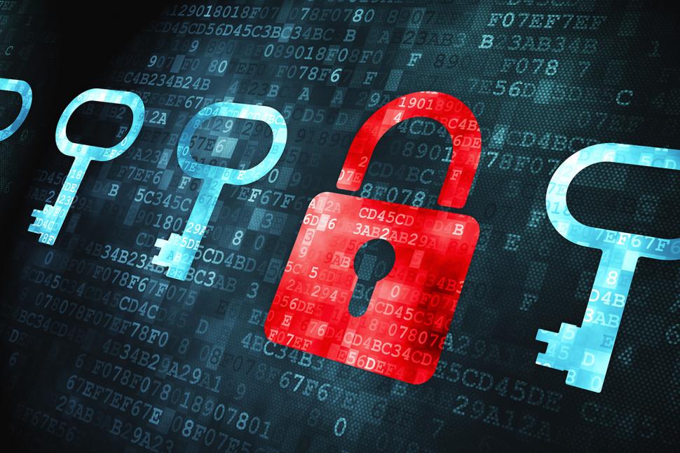 управление документацией, ограничения безопасности