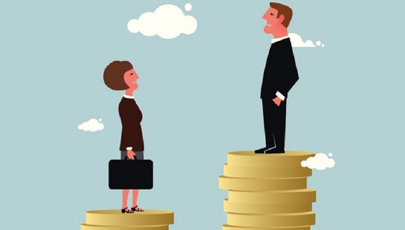 заработная плата, разрыв в оплате труда