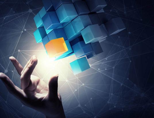 технология блокчейн, инвестиционный сектор