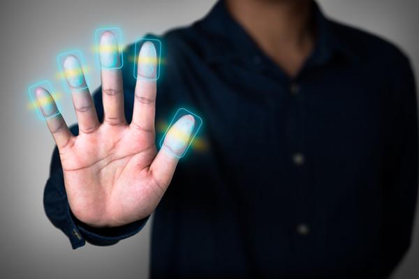 стартап, отпечатки пальцев, Япония