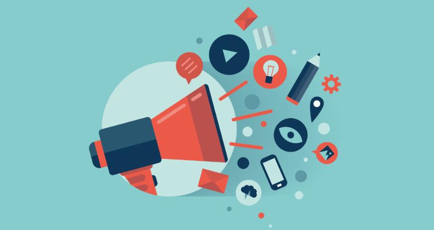 социальные сети, наружная реклама, обзор