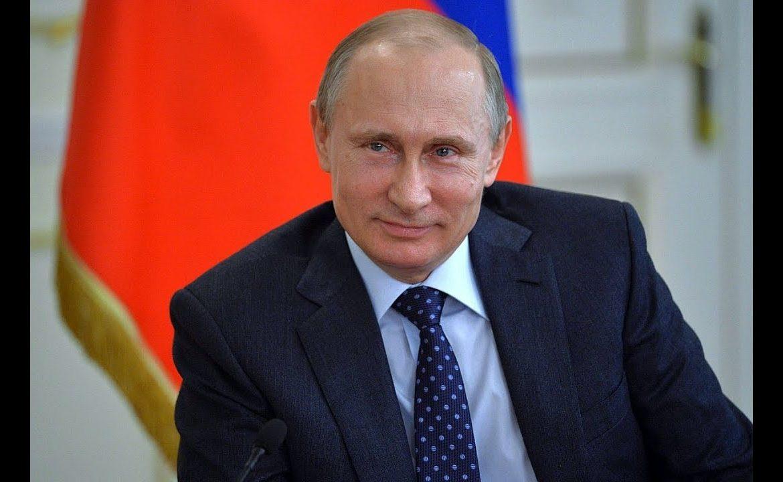 Путин, заработок