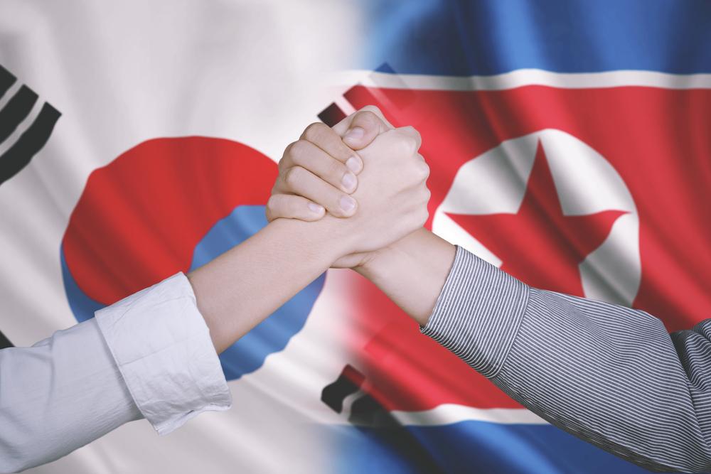 Южная Корея, Северная Корея, Олимпийские игры