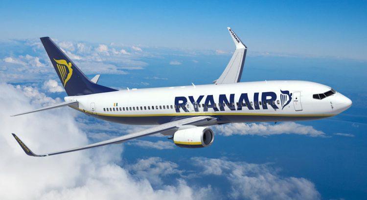 Ryanair, бюджетная авиалиния, туристы, Барселона, Испания