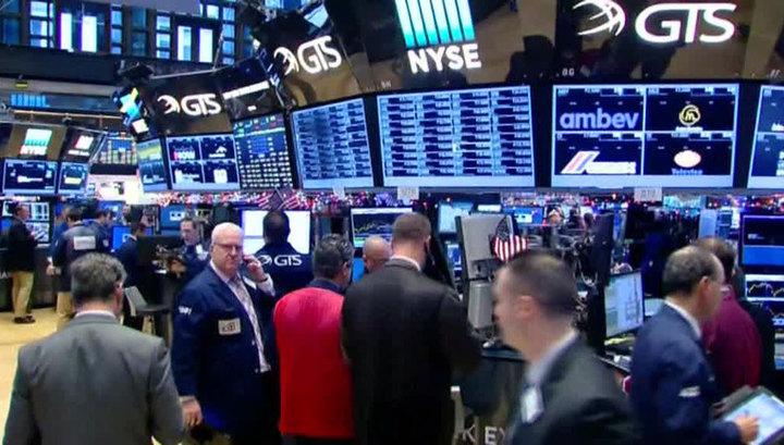 США, фондовый рынок, Дональд Трамп, индекс Доу-Джонса