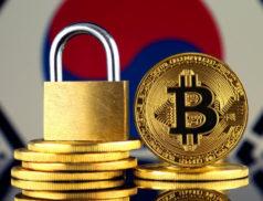 биржа криптовалют, криптовалюты, Южная Корея