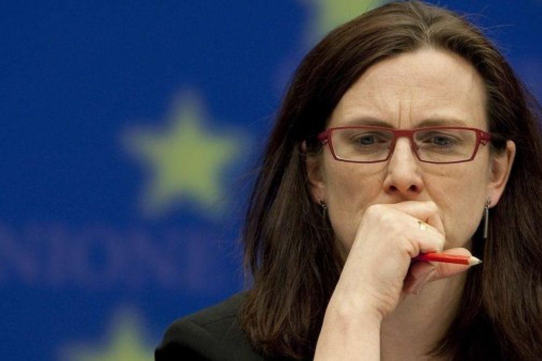 ЕС, сталь, алюминий, США, тариф на импорт, торговая война, Дональд Трамп, Сесилия Мальмстрем
