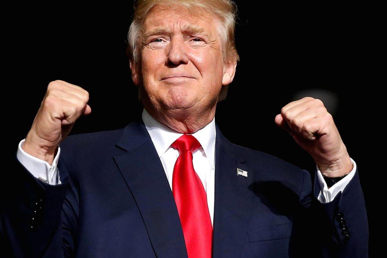 Трамп, президентские выборы