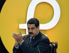 правительство Венесуэлы, криптовалюта, Petro, петро