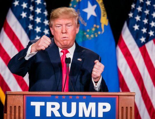 США, дефицит торгового бюджета, Дональд Трамп
