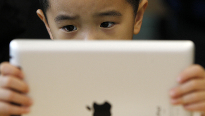 Apple, война, Китай