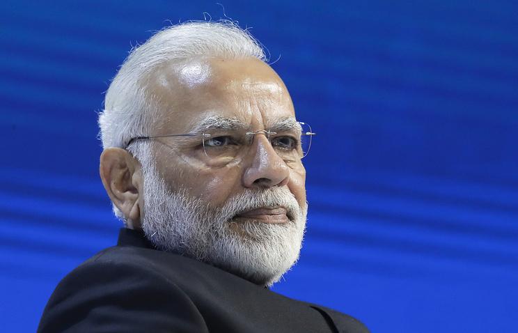Моди, экономика Индии