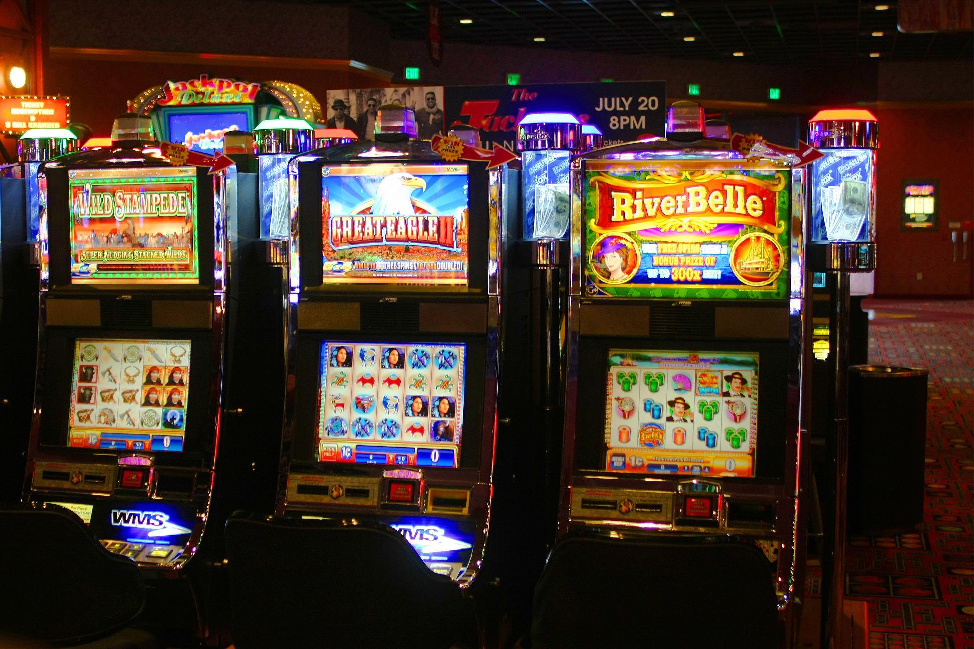 Казино и игровые аппараты отзывы о online casino