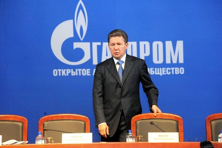 «Газпром», А. Миллер, топливо