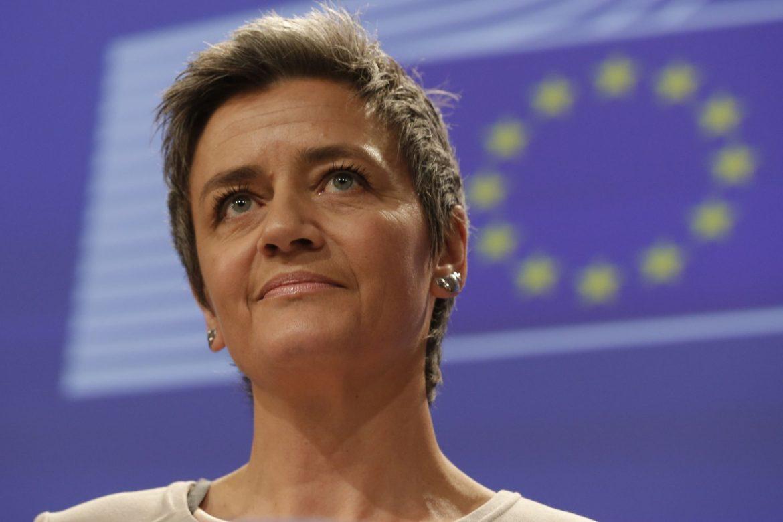 ЕС, Маргрет Вестагер, Google, монополия