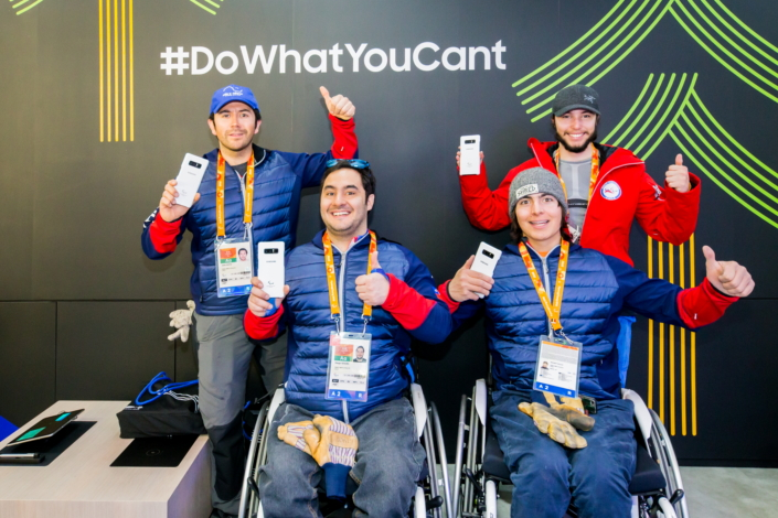паралимпийские игры, технологии