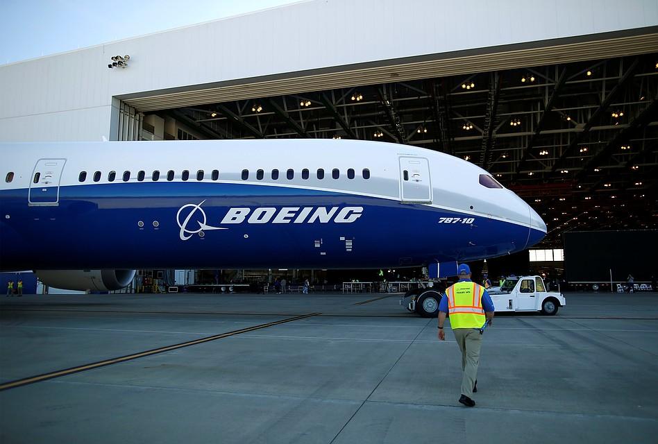 кибератака, Boeing, WannaCry