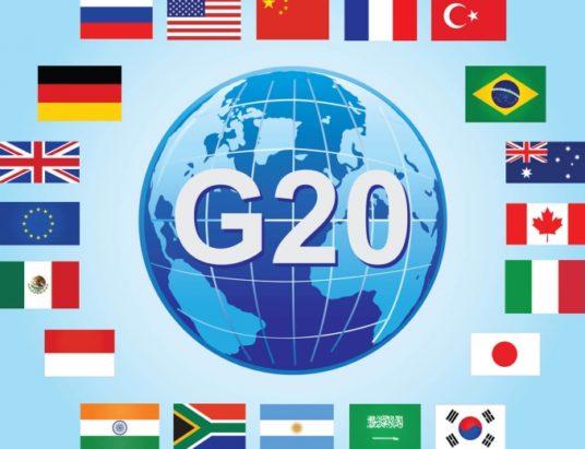 ОЭСР, G20, мировая экономика