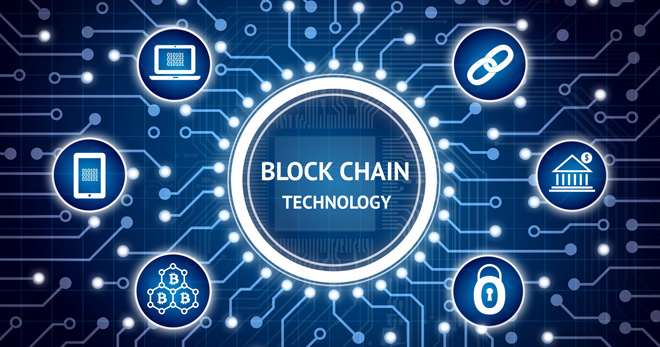 технология блокчейн, рынок блокчейна