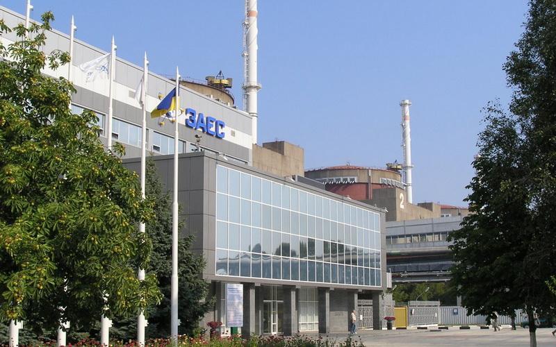 Запорожская АЭС, Украина, энергия, блок