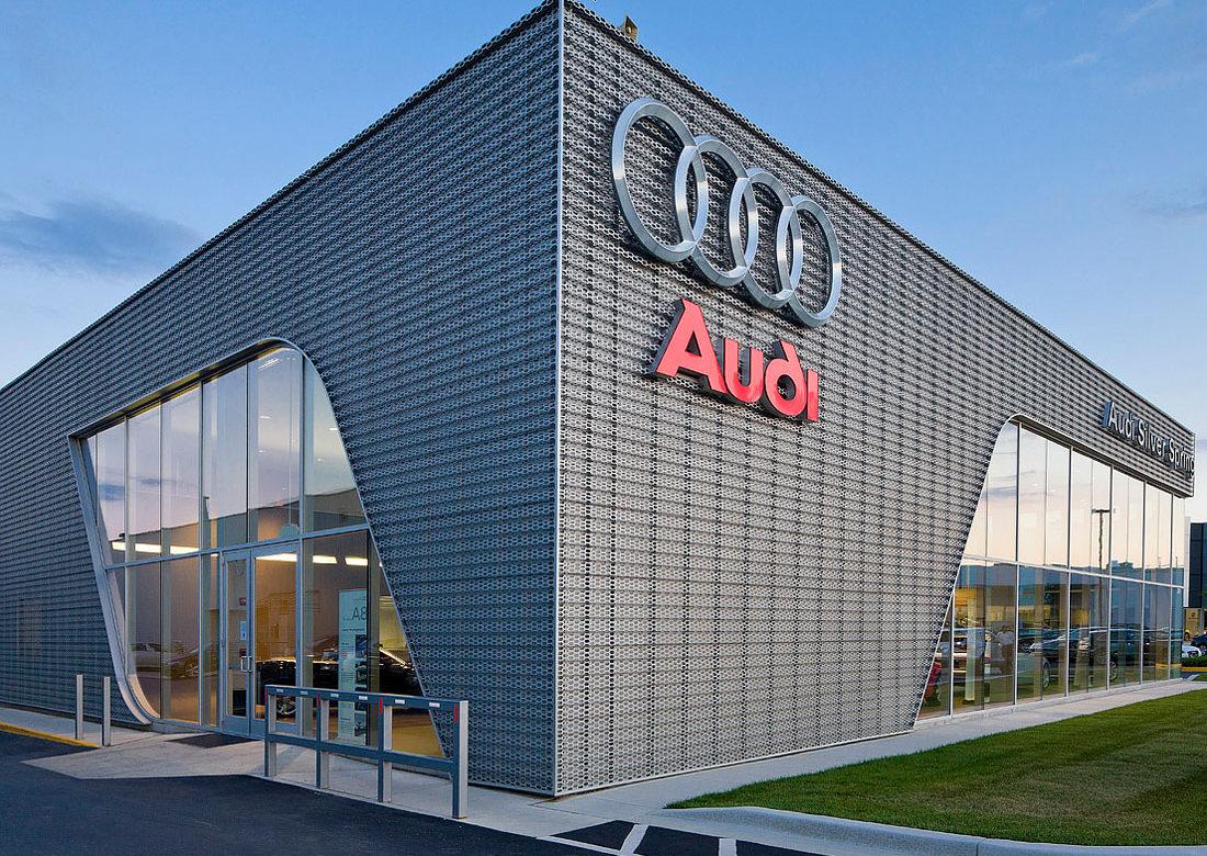 Audi, отзыв, насос системы охлаждения