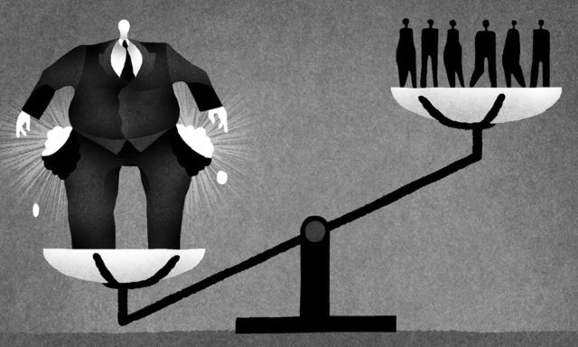 богатство, неравенство