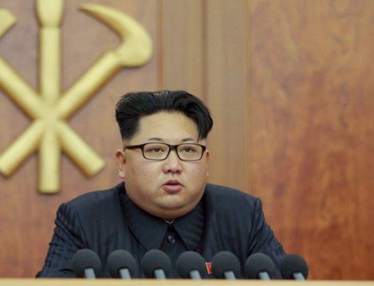 Ким Чен Ын, экономика Северной Кореи
