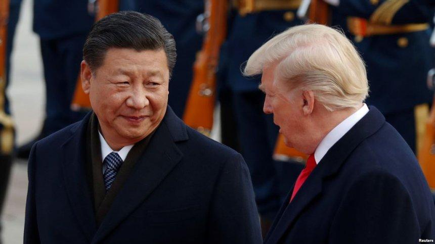 США, Китай, торговая война, сталь, пошлины