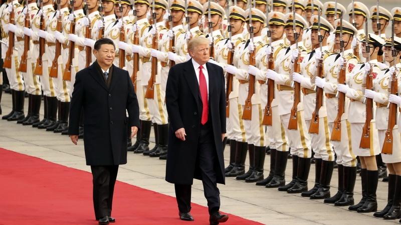 Китай, США, тарифы, торговые ограничения