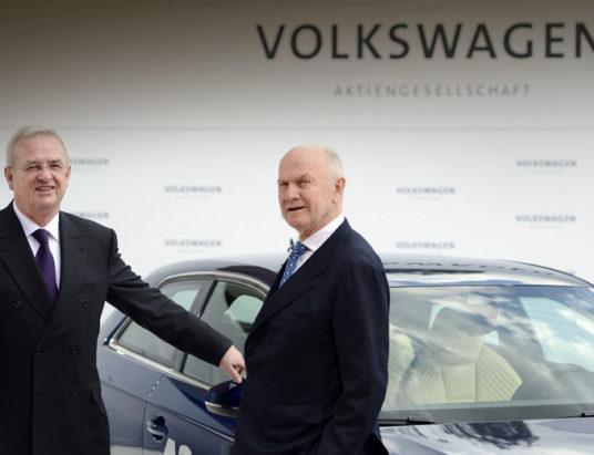 Группа Volkswagen, бизнес, эффективность