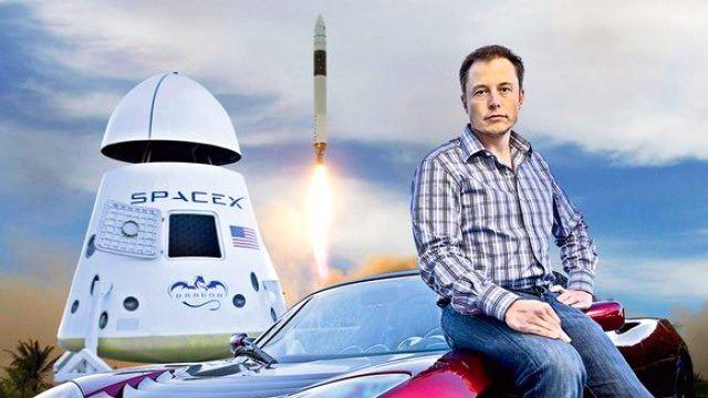 Илон Маск, Tesla, SpaceX