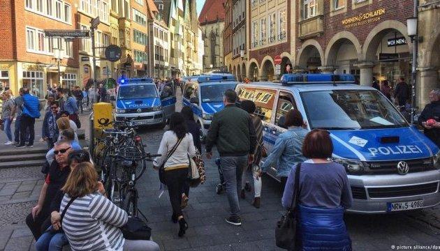 полиция, Мюнстер, фургон