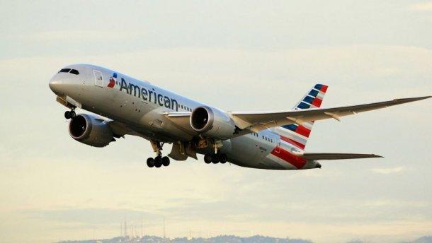 авиакомпания, рейсы, American Airlines, США, Россия