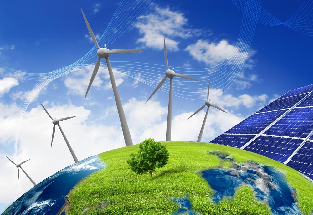 электроэнергия, возобновляемые источники