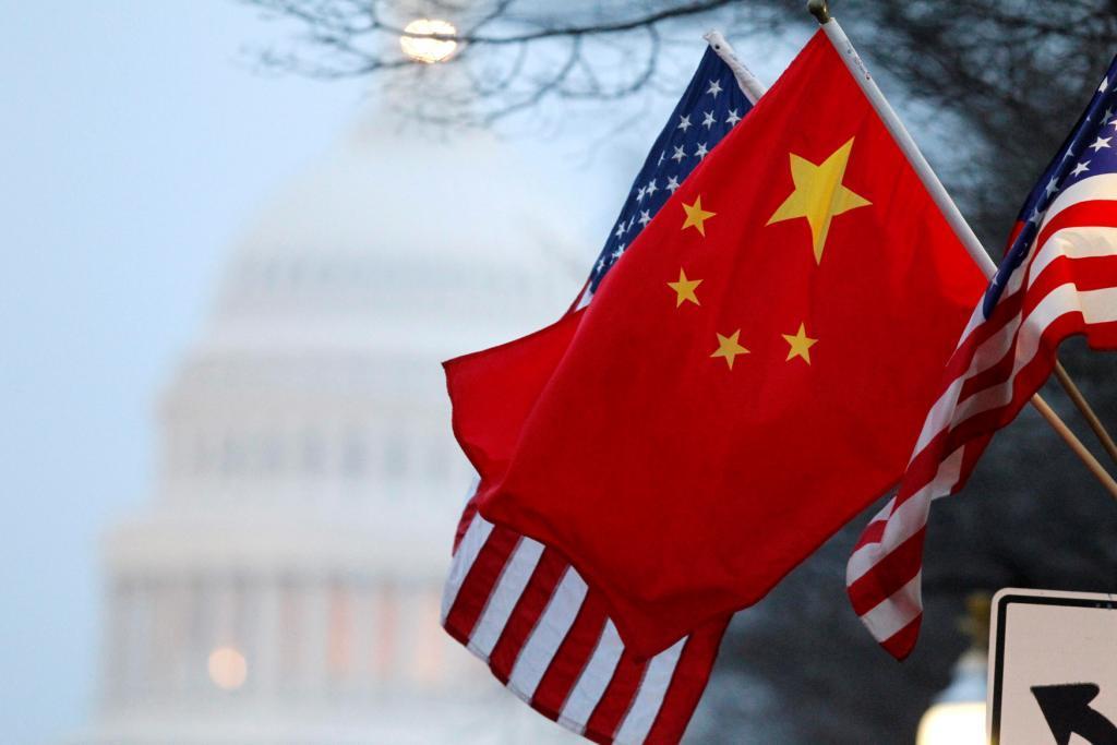 США, Китай, импортные тарифы, торговая война