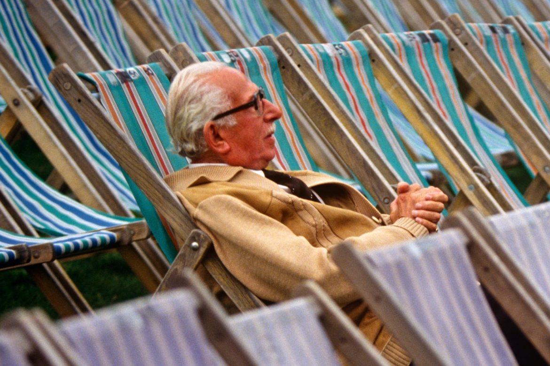 пожилые работники, экономика Великобритании