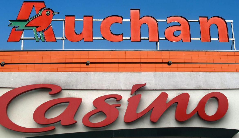 супермаркеты, Auchan, Casino, поставщики, Франция