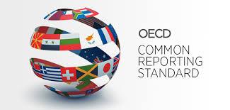 ОЭСР, обмен налогами, CRS, РФ