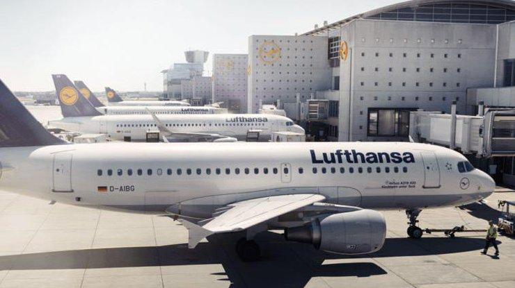 страйк, забастовка, Lufthansa, коммунальные работники, Германия