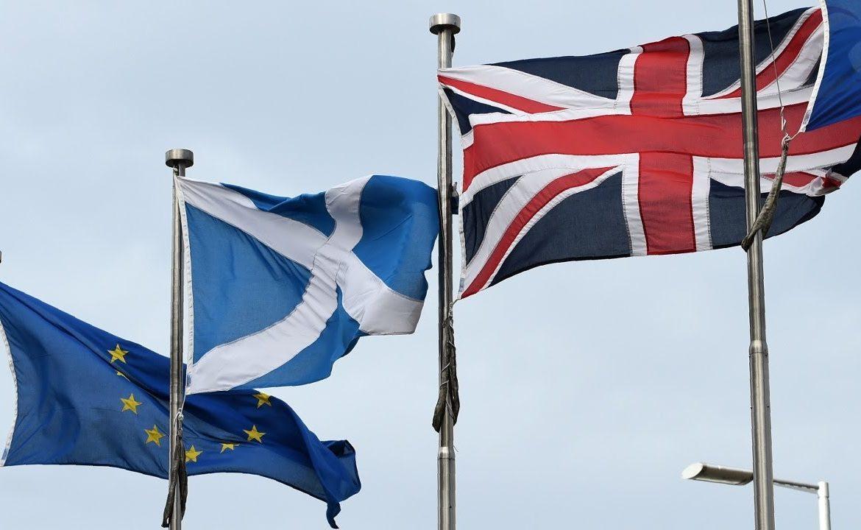 НДС, Брексит, Шотландия