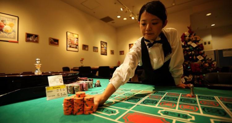 казино, игорные заведения, Япония