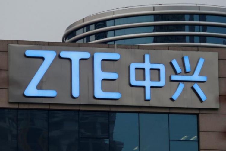 США, ZTE, Китай, санкции, запрет