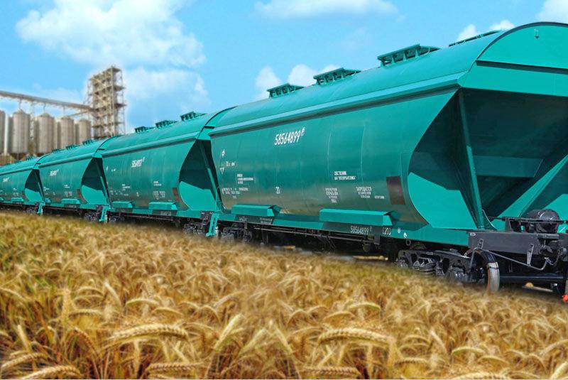 железная дорога, фермеры, зерновые