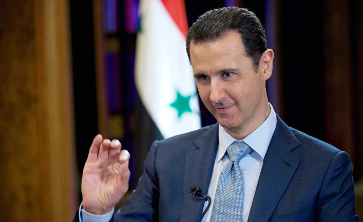 Россия, Сирия, Башар Асад, химическое оружие, ИГИЛ, российские войска