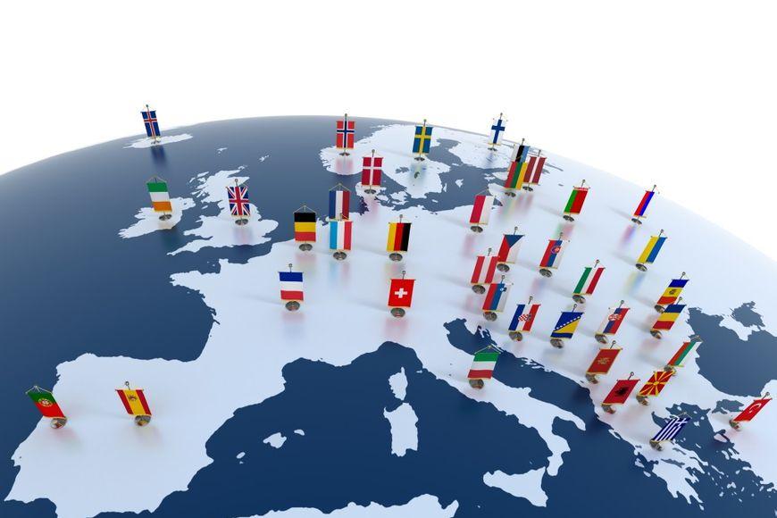 бизнес в Европе, европейские страны, СНГ