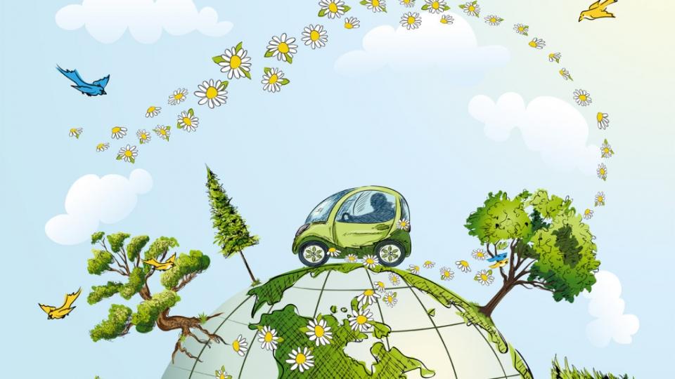 «зеленые» технологии, исламские финансы