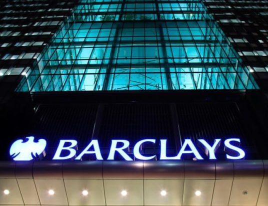 Barclays, ипотечный кредит
